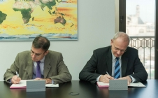 CNES and Ifremer sign framework agreement - Space advancing knowledge of the marine environment