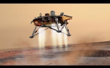 [InSight] Atterrissage de #SEISsurMars (trailer)